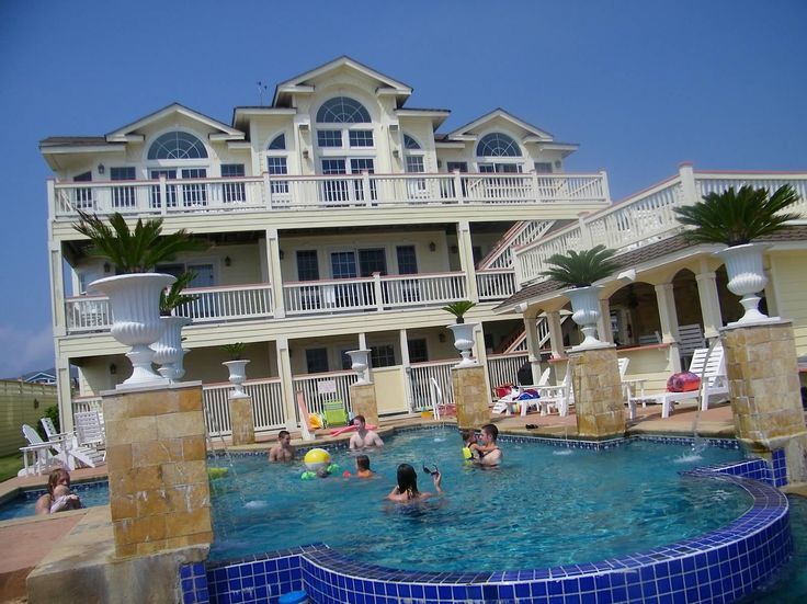 Corolla Beach Houses