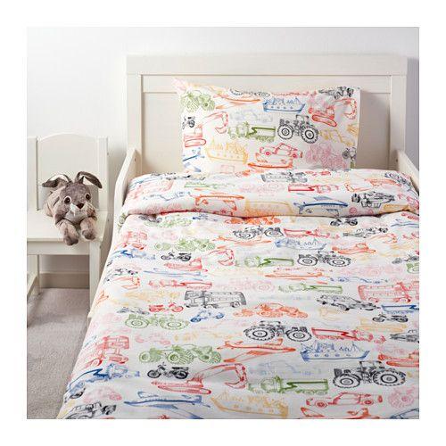 LJUDLIG Duvet cover and pillowcase(s)  - IKEA