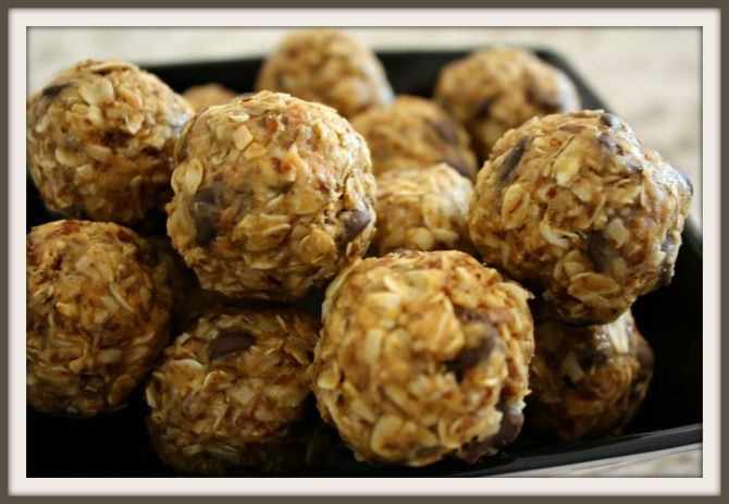 Gluten Free Energy Balls- My brother-in-law highly recommends these so I'll have to give them a try. Sounds like they would be great hiking snacks.