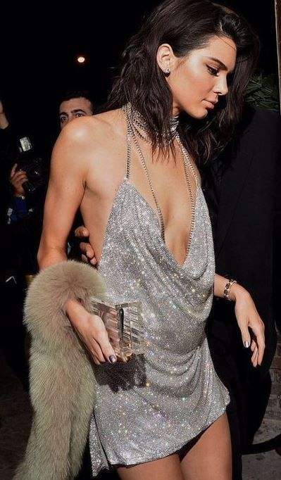ea99609e638 This Kendall Jenner dress is perfect for New Years Eve outfit ideas!