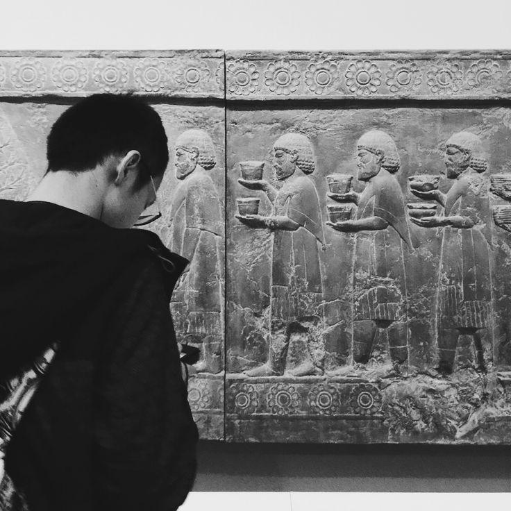 British Museum. London, September 2015.