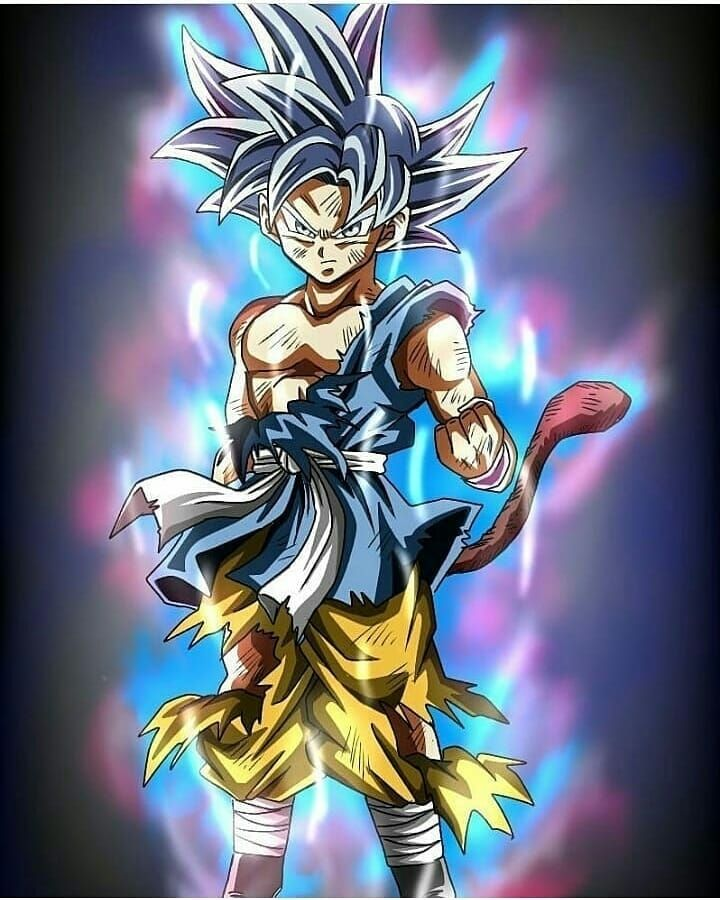 Goku Ultra Instinct Mastered In Dragon Ball Gt Please Double Tap And Comment Your Opinion Anime Dragon Ball Super Dragon Ball Super Manga Dragon Ball Tattoo