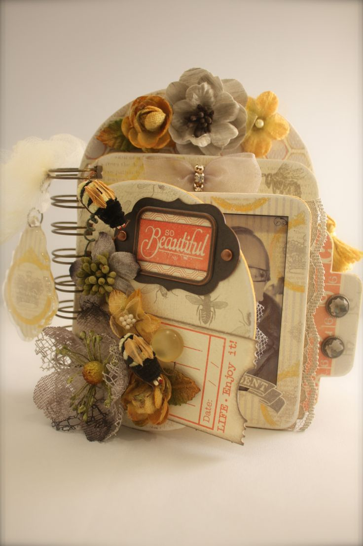 Scrapbook ideas mini books - 277 Best Images About Smash Books And Mini Books On Pinterest Mini Books Minis And Smash Book Challenge