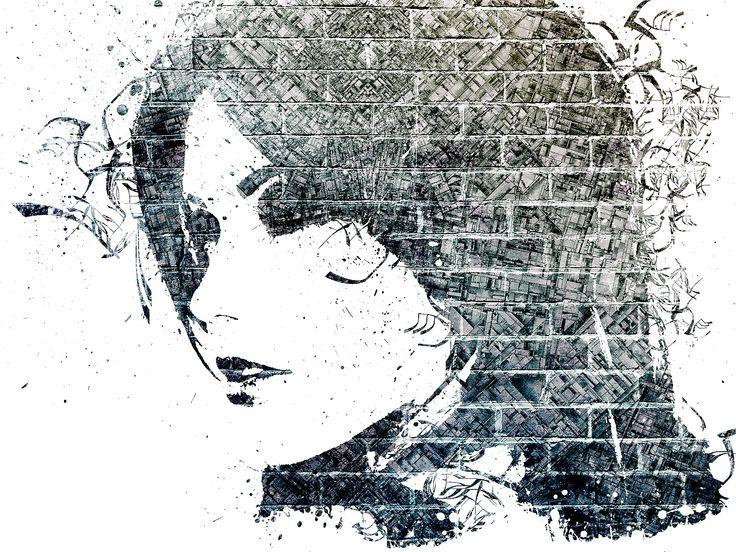 GraffitiArtists, Negative Spaces, Alex Cherries, Graffiti, Street Art, Wallpapers, Black, Streetart, Alex O'Loughlin