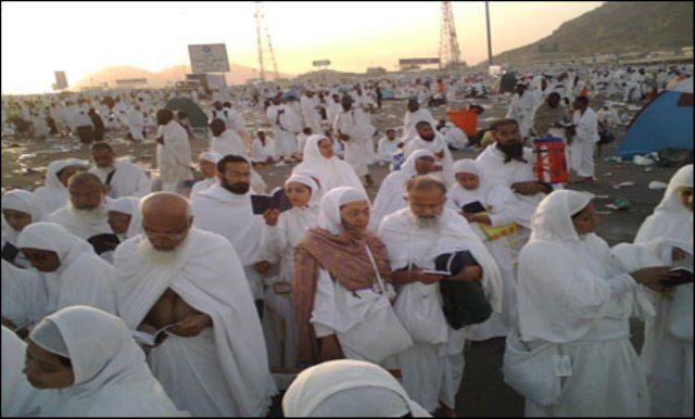 Islam teaches peace and condemns terrorism: Hajj Sermon