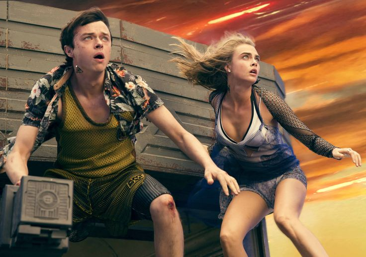 The legendary French film maker Luc Besson, who is responsible of amazing films such as The Fifth Element, The Professional and Lucy brings you  'Valerian ...