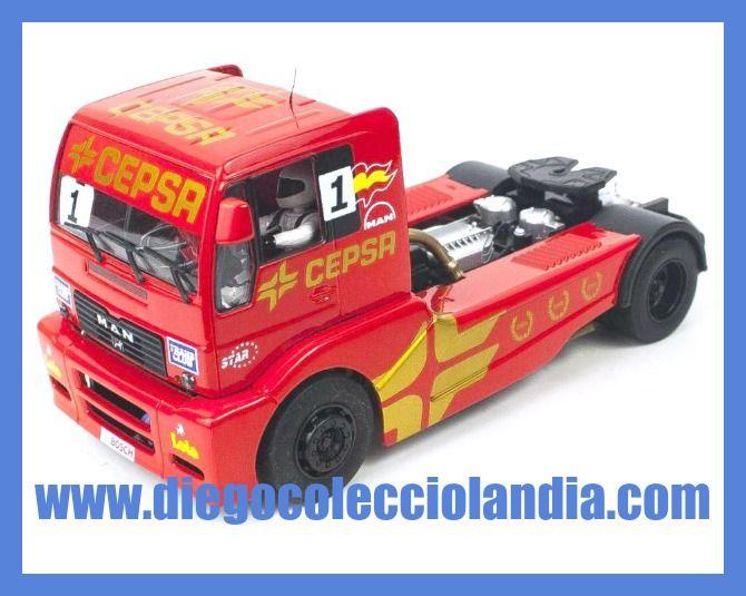 Slot Trucks , Slot , Scalextric , Flyslot , Fly Car Model . www.diegocolecciolandia.com .Tienda Scalextric / Slot en Madrid / España. Diego Colecciolandia