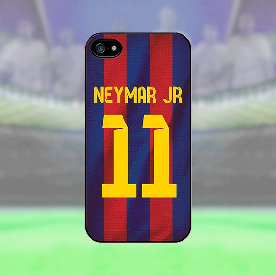Neymar da Silva Santos Júnior  FC Barcelona Case by PhoneJerseys, $16.99