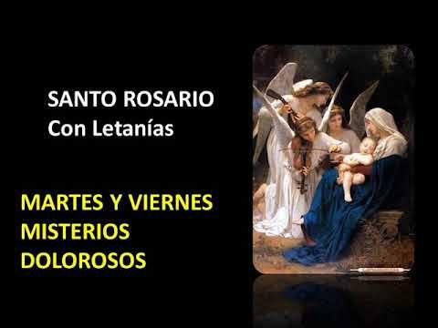 El Rincon de mi Espiritu: Santo Rosario con Letanías - Martes y Viernes - Mi...