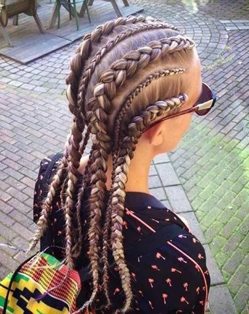 Got my hair done when I was with AJ, before I left Hawaii  #lowkeymissit    This pertains to Robie's story because while she was on the raft her hair was done in cornrows.