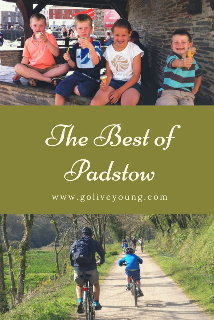 What to see and do in Padstow, Cornwall. Best of Padstow with children, a great family holiday destination.