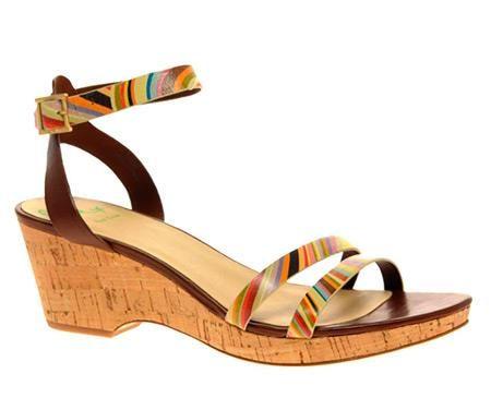 Босоножки летние туфли