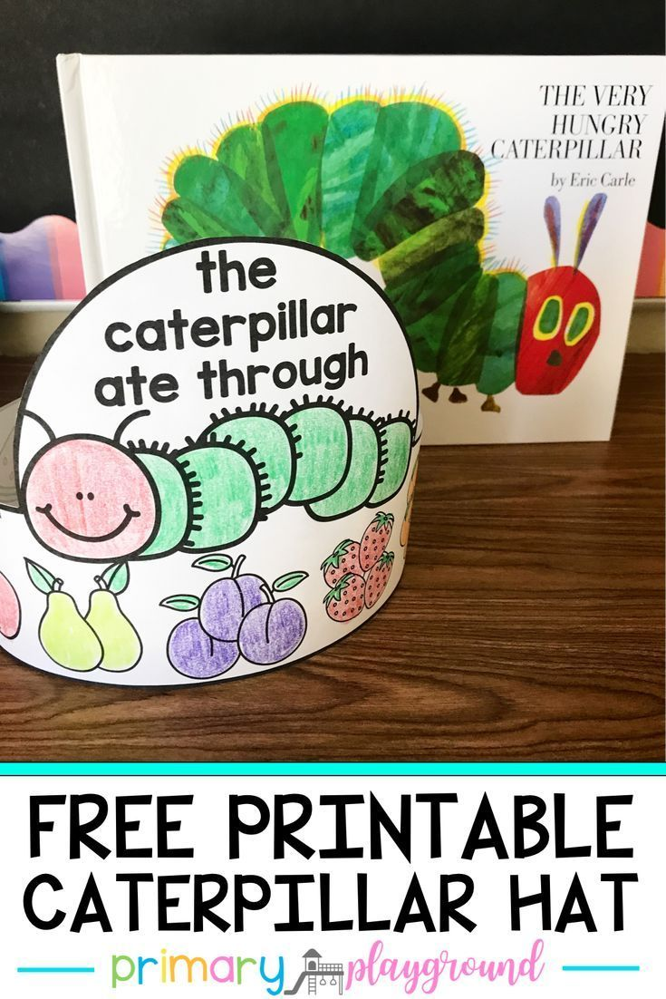 Free Printable Caterpillar Hat Primary Playground Hungry Caterpillar Craft The Very Hungry Caterpillar Activities Hungry Caterpillar Activities [ 1102 x 735 Pixel ]