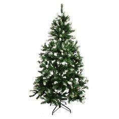Snow Finished PVC Christmas Tree #DunelmPInterWonderland #Christmas #Comp #Win #Dunelm