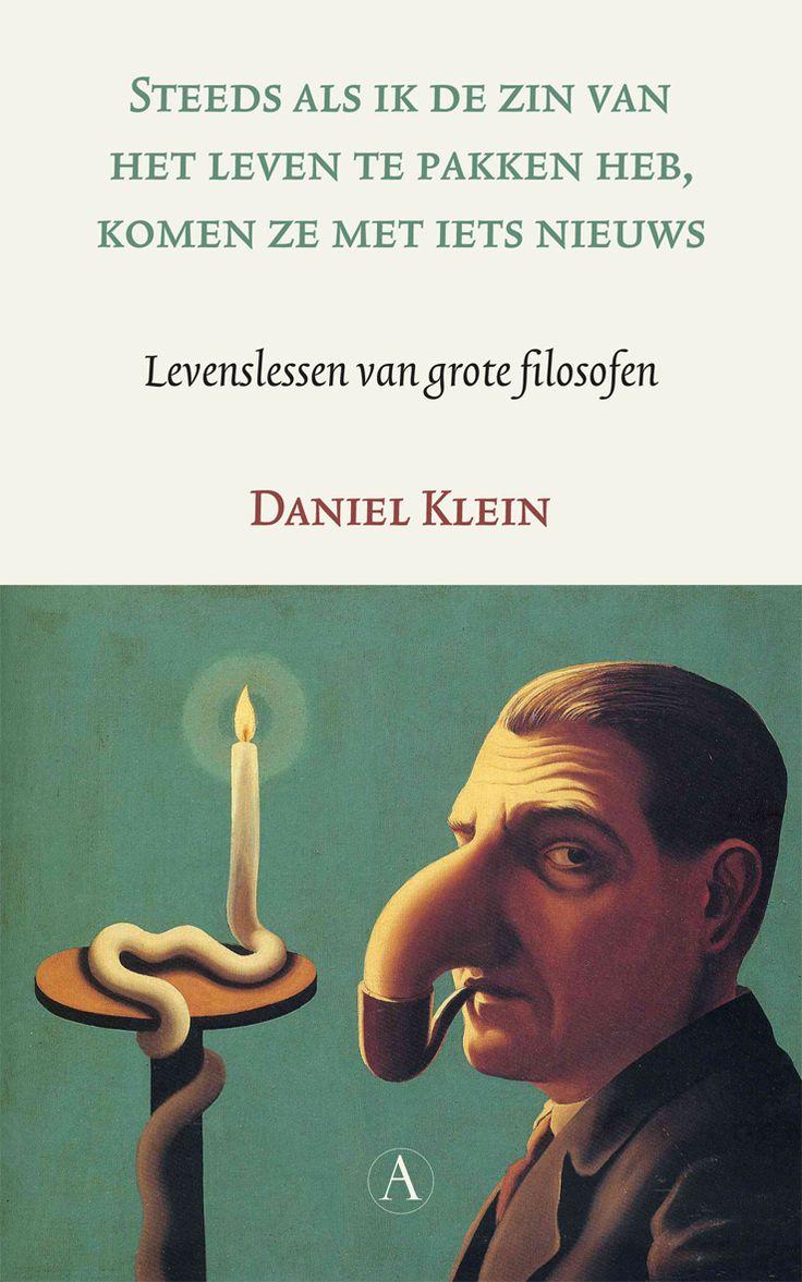 Steeds als ik de zin van het leven te pakken heb, komen ze met iets nieuws van Daniel Klein — Studio Sander Patelski