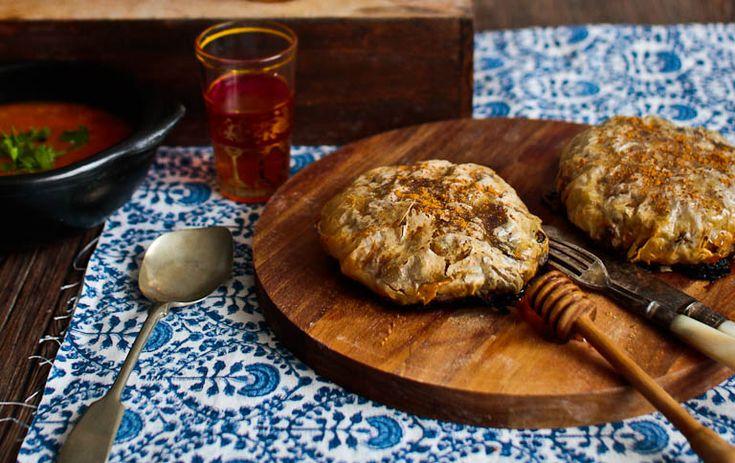 Moor Please: Pastilla Pie and Harira Soup!