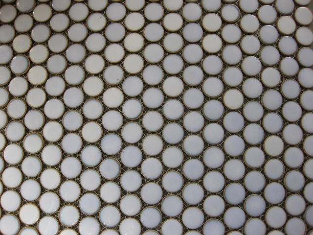 27 Best Bathroom Penny Tile Ideas Images On Pinterest