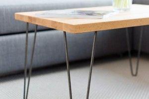 ᐅ Hairpin Legs Tisch selber bauen & kaufen