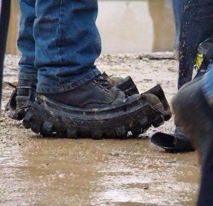 приколы обувь картинки человека долгое время