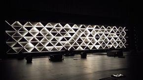 Triangle Wall | Church Stage Design Ideas