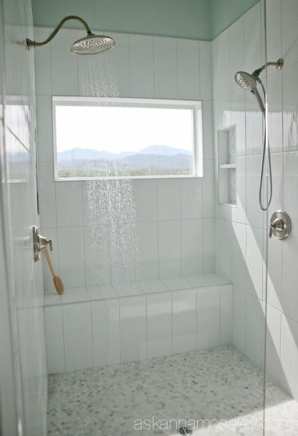 Best 25+ Dual shower heads ideas on Pinterest   Double ...