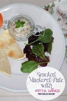 Smoked Mackerel Pate Smoked Mackerel Pate With Toasted Pitta...  Smoked Mackerel Pate Smoked Mackerel Pate With Toasted Pitta Wings Recipe : http://ift.tt/1hGiZgA And @ItsNutella  http://ift.tt/2v8iUYW