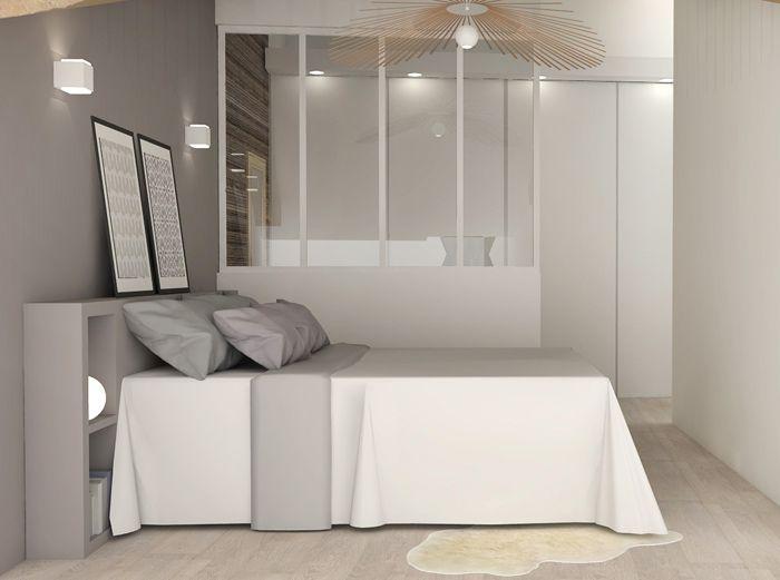 17 meilleures id es propos de lit industriel sur pinterest t tes de lit for Idee amenagement chambre adulte
