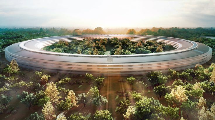 See how Apple's spaceship campus is taking off | Get a bird's-eye view of Apple's enormous new campus, thanks to nearmap. Buying advice from the leading technology site