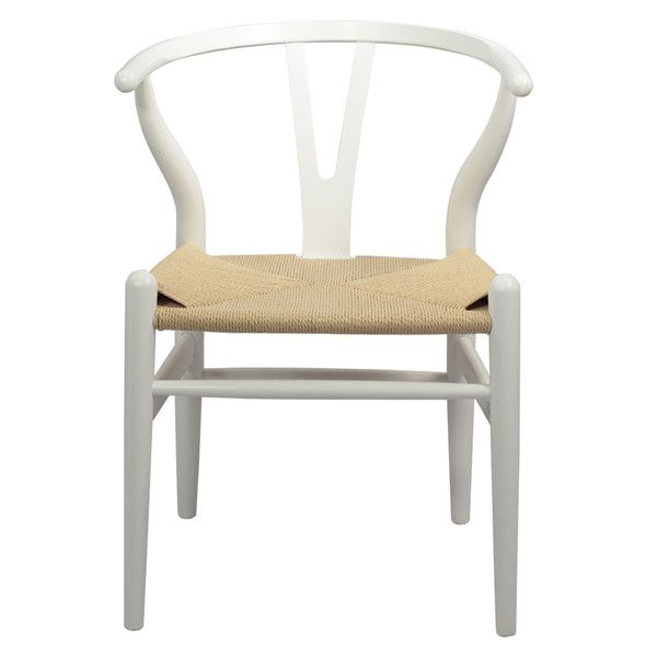 Wooden Wishbone Chair Hans Wegner Y Chair Solid Beech Wood Dining Room Furniture Colorful Accent Dining Chair Natural Hemp Seat -in Dining Chairs from Furniture on Aliexpress.com | Alibaba Group