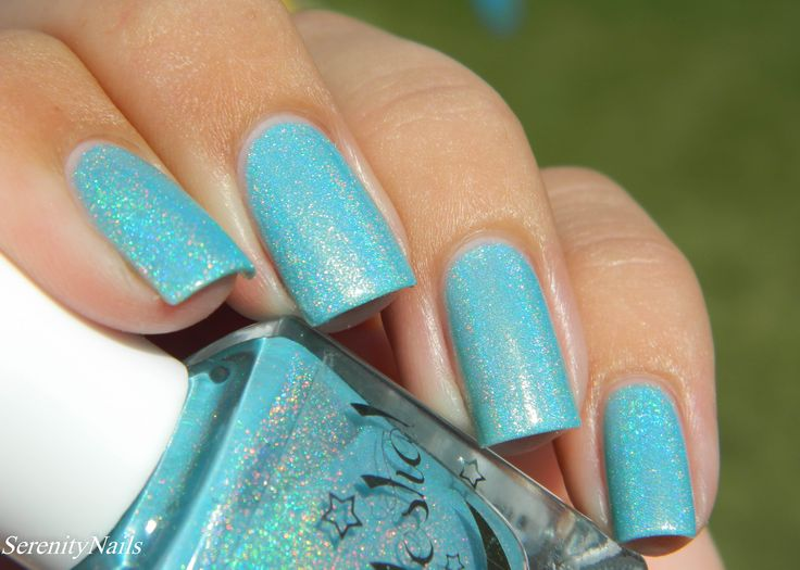 Sea of Tranquility swatched by @cdavid0648