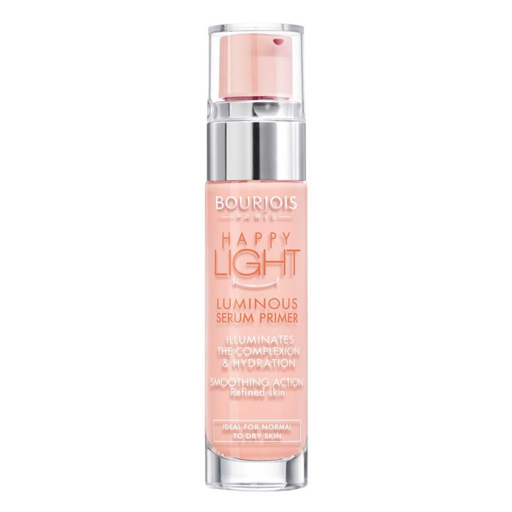 Bourjois Happy Light Luminous Serum Primer 15 mL