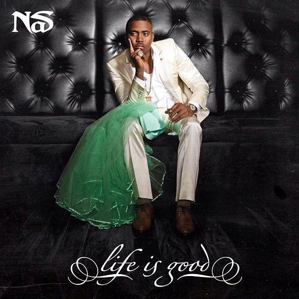 New Album cover for the Upcoming Nas Album