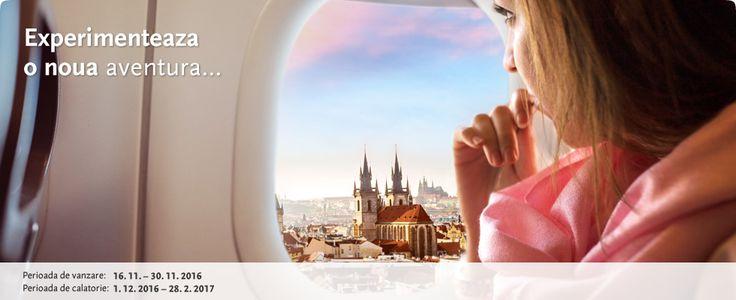 Oferte speciale – Oferte speciale – Czech Airlines