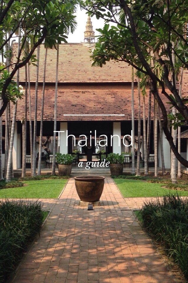 Thailand a guide: by OSTRO on @stellerstories