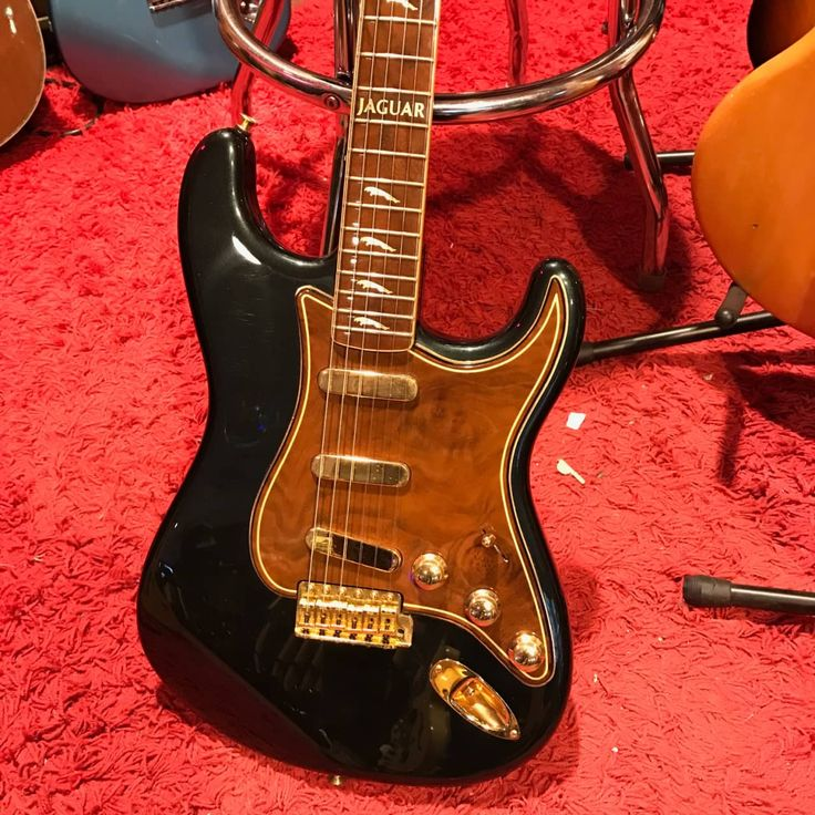 Fender Custom Jaguar Stratocaster XK-50 in excellent condition. Number 17 of 25. Limited edition by the Fender custom shop in partnership with Jaguar. Only 5 of these guitars made it into the public domain, the other 20 went to Jaguar dealerships.Includes all case candy, protective case and origi...
