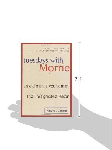 3 Lessons I Learned from Tuesdays with Morrie