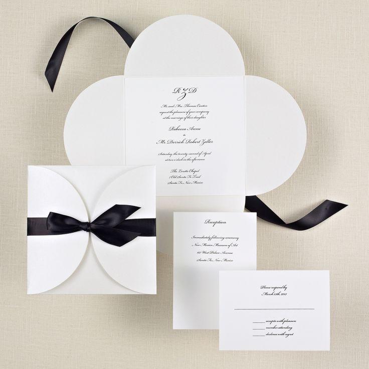 Petal Love Wedding Invitation | #exclusivelyweddings