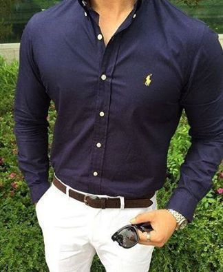 Your dress shirt gives you muffin tops? Too lose or too tight? Here is how you get the perfectly fitted dress shirt!