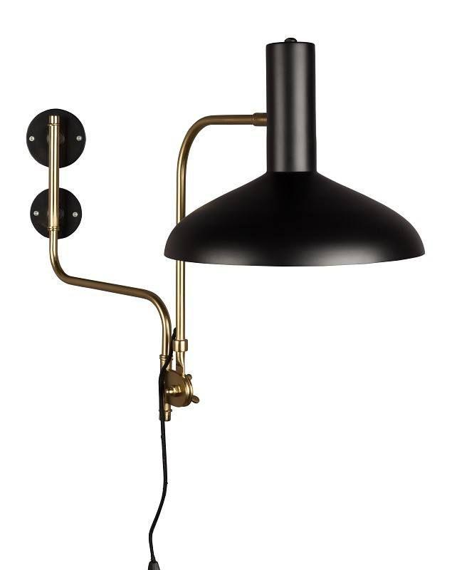 Dutchbone+Devi+Væglampe+-+
