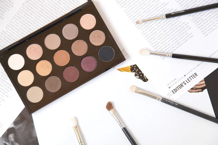 THE SUNDAY MODE: Must Have Mac Eyeshadows