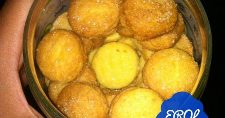 Resep Cookies Eggless Simpel Hanya 3 Bahan untuk Pemula favorit. Ini kukis yang…