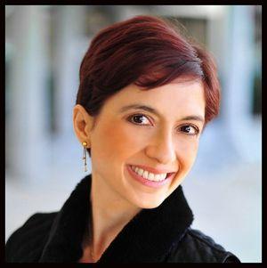We met Farnoosh at #NMX in Las Vegas! She Rocks! Prolific Living: Smart Habits for Rich Living