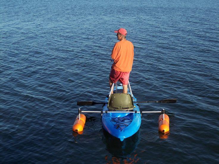 Kayak Outriggers
