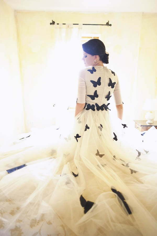 Butterfly themed wedding dress images for Doctor who themed wedding dresses