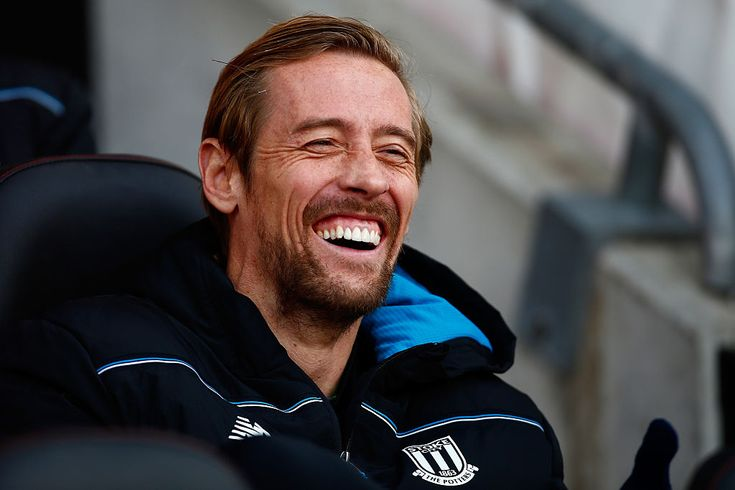 Peter Crouch makes a deal with Stoke before Liverpool