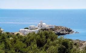 SIFNOS A surprisingly green island for the Cyclades.