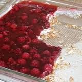 Strawberry, Almond and Cream Cheese Salad Needs to be tweaked with approved sweetener and make scratch jello