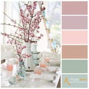 Beautiful color-combination ♥
