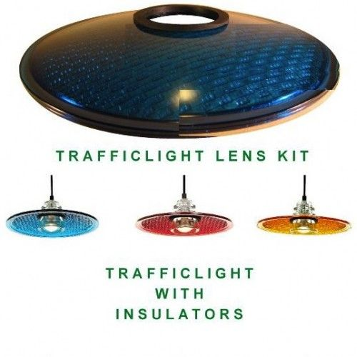 Traffic Light Lens Hood Kit 12 Quot Diy Home Lighting
