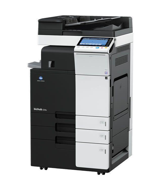 Konica Minolta Bizhub 224e Multifunction Printer Konicaminolta
